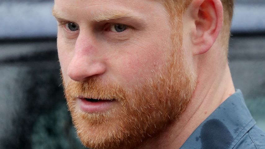 Prinz Harry im Februar 2020 in London