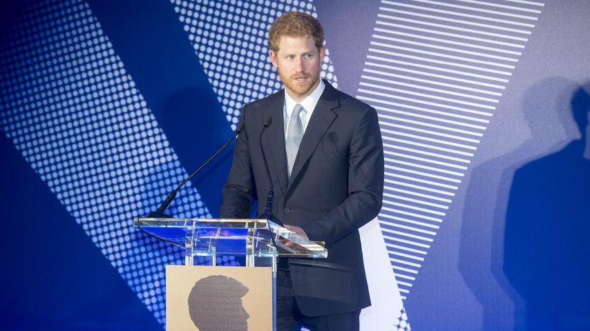 Prinz Harry beim Diana Award in London, 2017