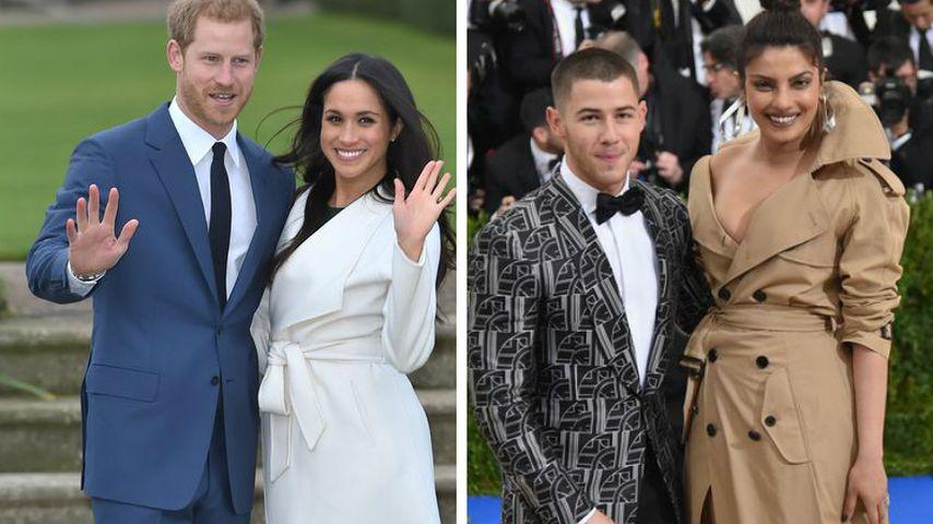 Doppel-Date: Harry & Meghan trafen sich mit Nick & Priyanka