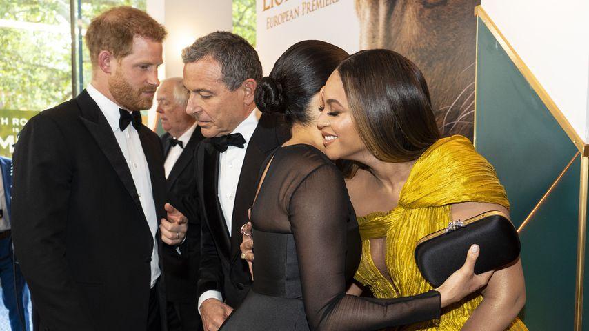 Bei Filmpremiere: Diesen Spitznamen hatte Beyoncé für Meghan