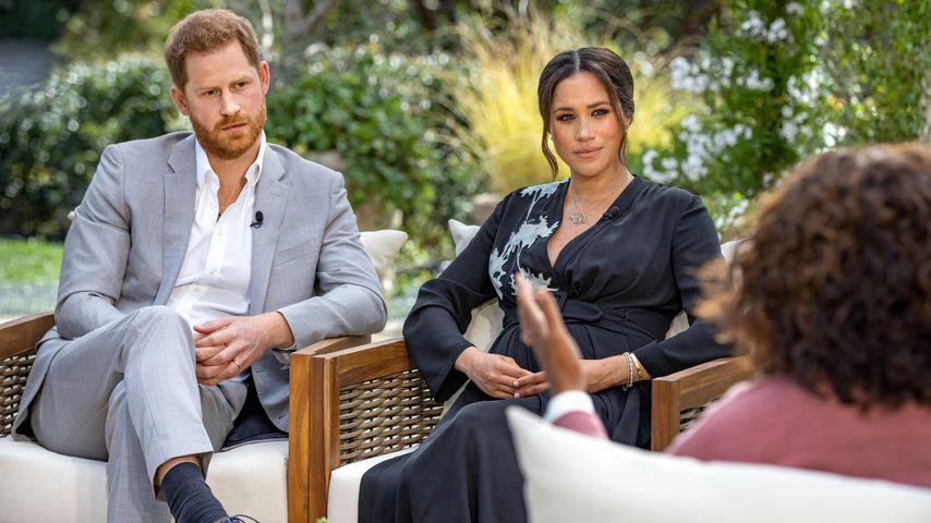 Ist Harry etwa schuld an Meghans Zoff mit der Königsfamilie?