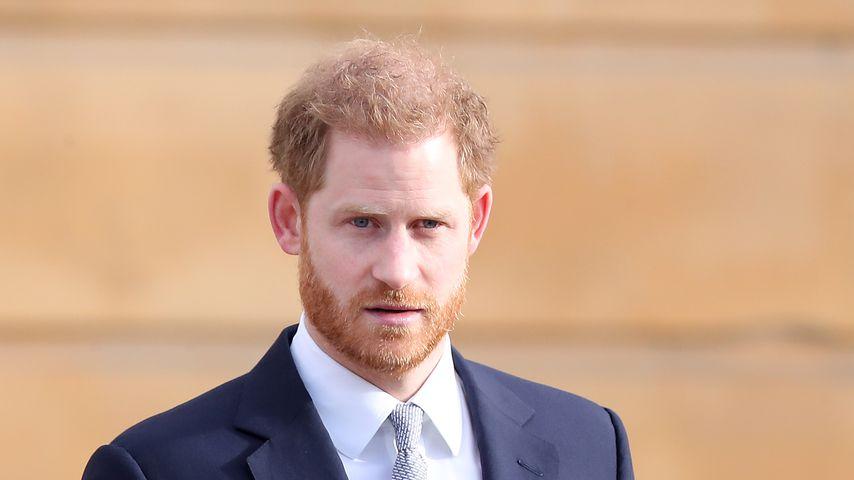 Prinz Harry spricht in Rede endlich über seinen Rücktritt