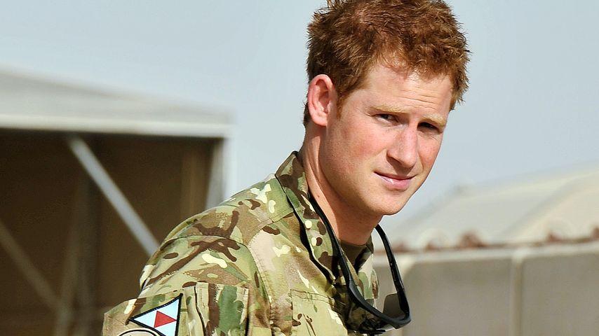 Prinz Harry: Macht er Schluss mit dem Militär?