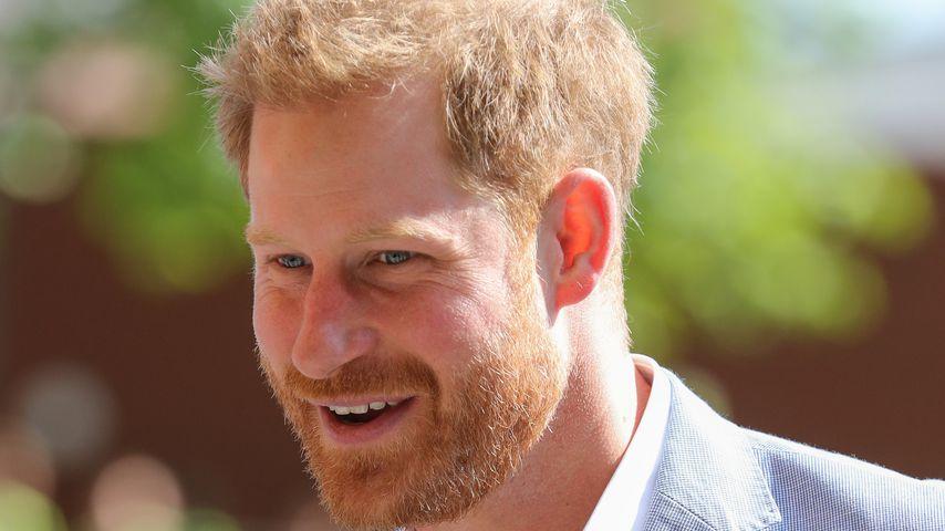 Prinz Harry im Juli 2019