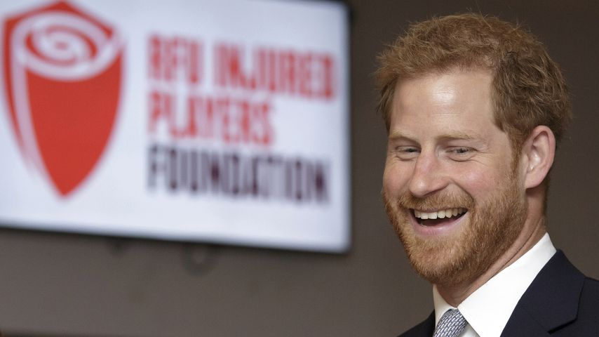 Ohne Meghan: Prinz Harry meistert öffentliche Auftritte solo