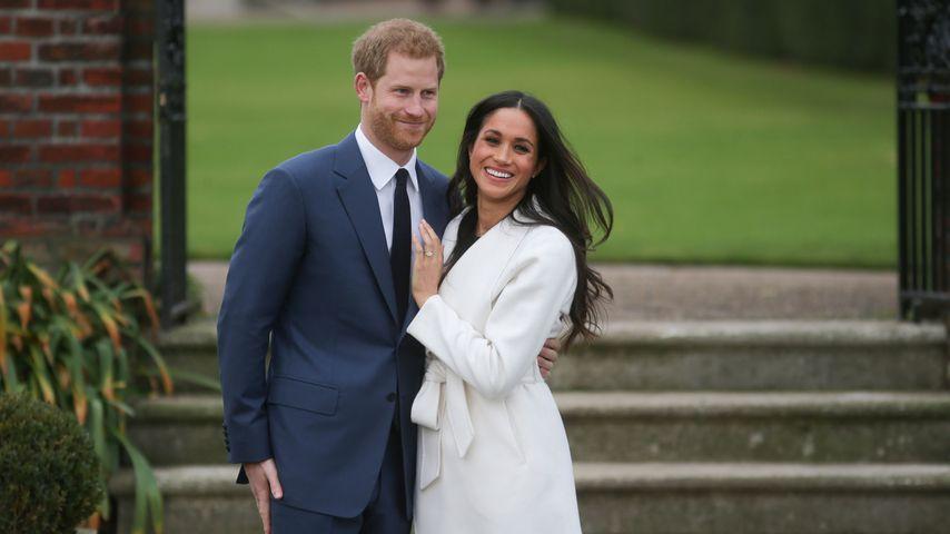 Erstmals seit Lilis Geburt: Harry und Meghan planen Auftritt