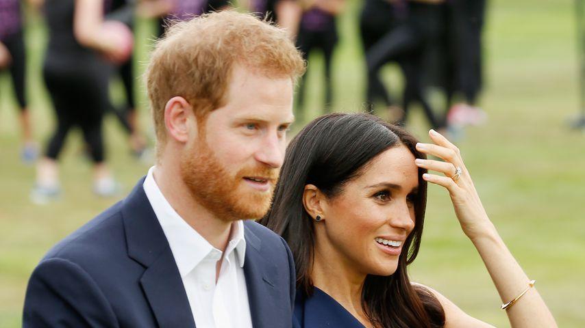 Diese Angewohnheit von Prinz Harry regt Herzogin Meghan auf!
