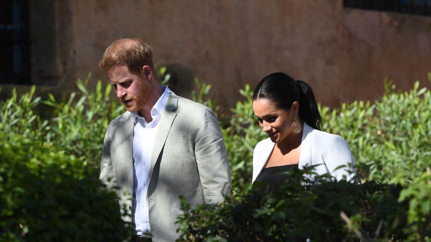 Prinz Harry und Herzogin Meghan in Marokko im Februar 2019