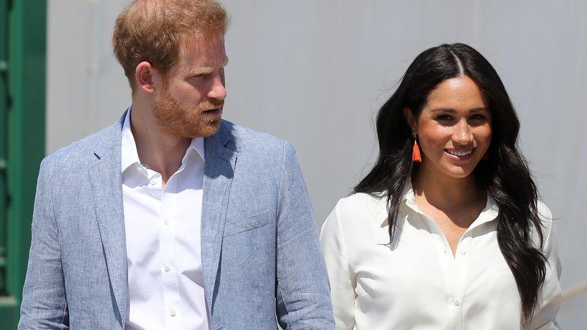 Royal-Auszeit: Sind Harry und Meghan gerade in Kanada?