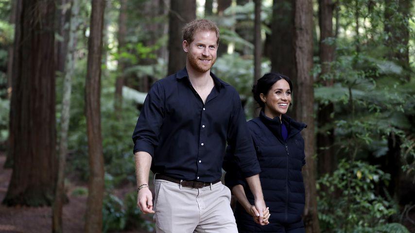 Wählen Harry & Meghan etwa einen außergewöhnlichen Namen?