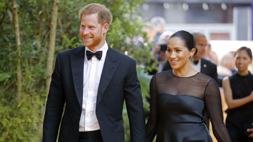 Prinz Harry und Herzogin Meghan im Juli 2019