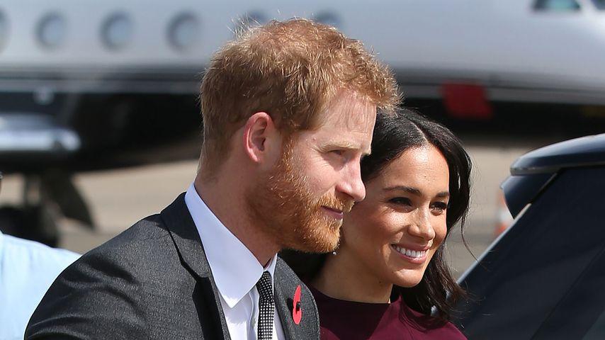 Drei Theorien: Warum ziehen Meghan & Harry wirklich um?