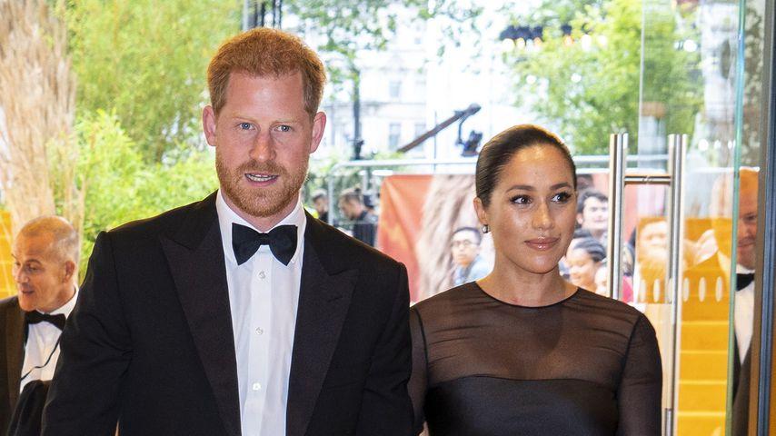 """""""Maximal"""": Prinz Harry wünscht sich zwei Kinder mit Meghan"""