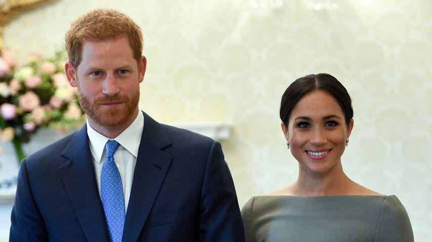 Prinz Harry und Herzogin Meghan in Dublin, 2018