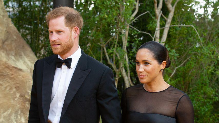 Prinz Harry und Herzogin Meghan 2019 in London