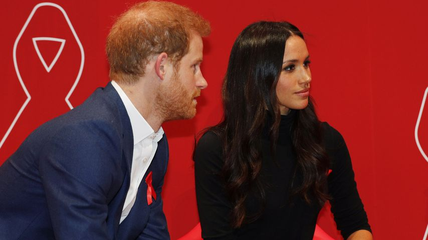 Meghan-Hass: Harry fürchtet, dass es wie bei Diana endet!