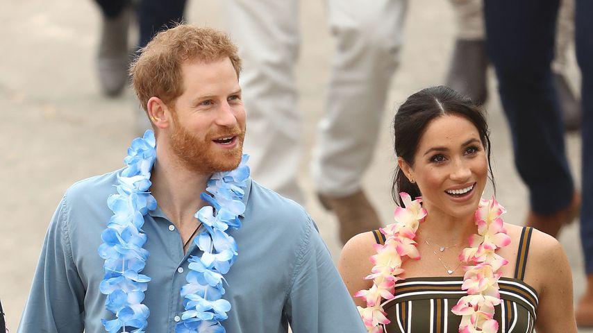 Er hat einen Wunsch: Will Prinz Harry Jungen oder Mädchen?