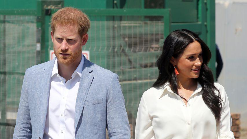 Auf Cottage: Harry & Meghan erhöhen Sicherheitsvorkehrungen!