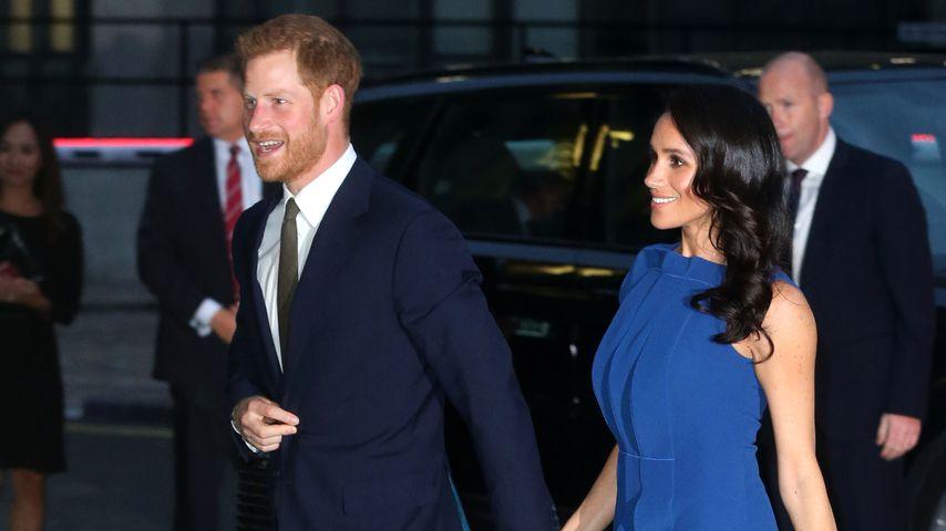 Im Palast laufen die Wetten: Wann bekommt Meghan ein Baby?