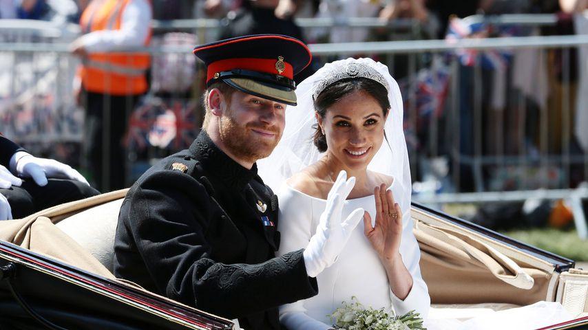 Drei Gründe: Das machte Harry & Meghans Hochzeit historisch