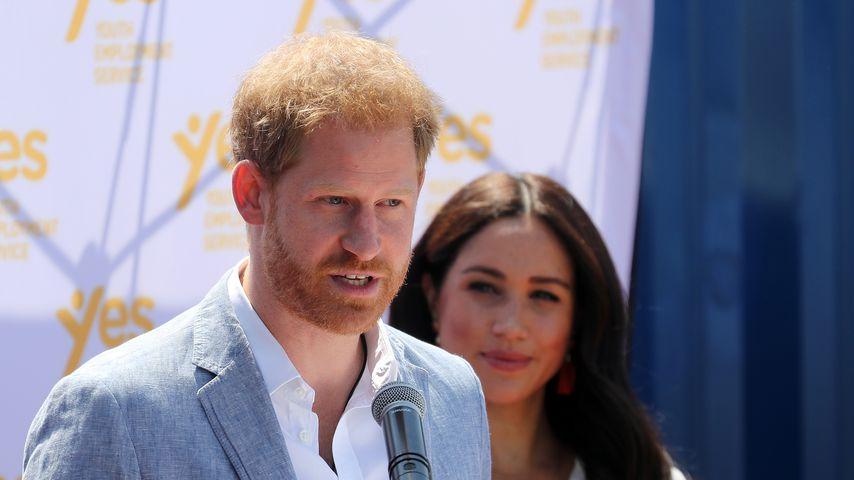 Drohnenfotos vom Haus: Meghan und Harry verklagen Paparazzi