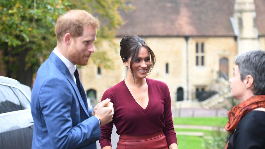 Prinz Harry und Herzogin Meghan in Windsor