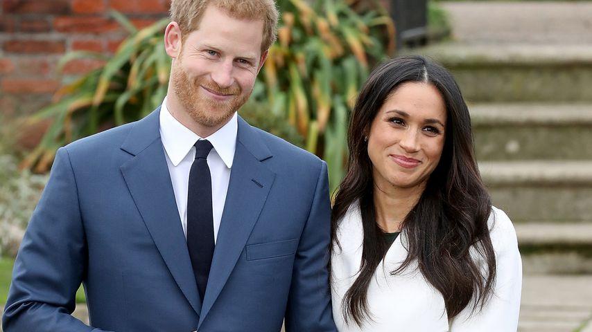 Prinz Harry und Meghan Markle verkünden ihre Verlobung