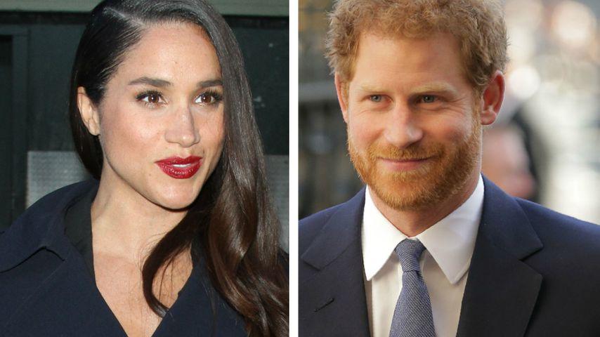 Im Urlaub mit Meghan: Ist Prinz Harry auf die Knie gegangen?