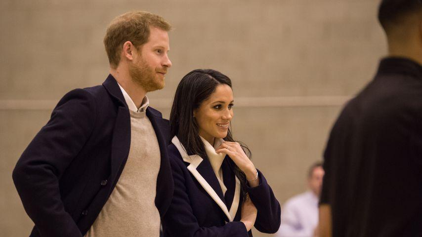 Keine Geschenke: DAS wünschen sich Harry & Meghan zur Heirat
