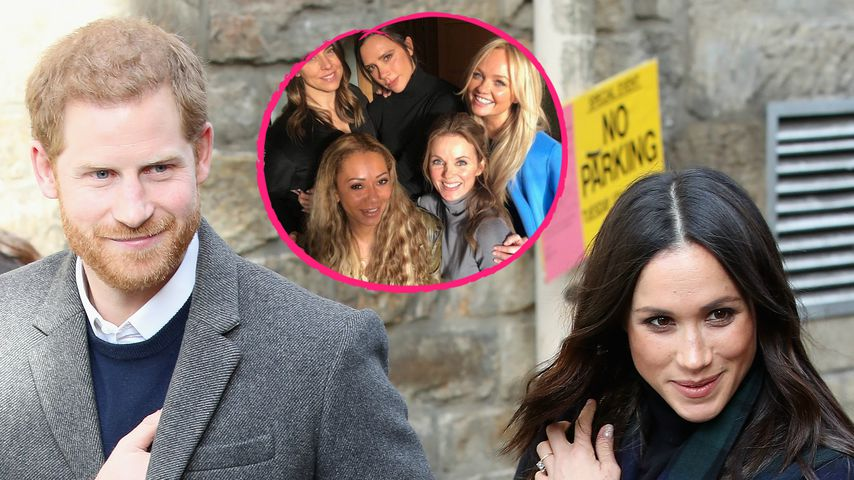 Spice Girls bei Royal Wedding? Mel B. macht jetzt Hoffnung!