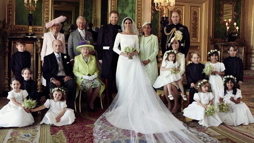 Nicht etwa Harry: Diesen Royal liebt das Palast-Personal!