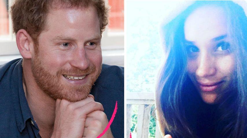 Prinz Harry & Meghan: Beweisen diese Armbänder ihre Liebe?