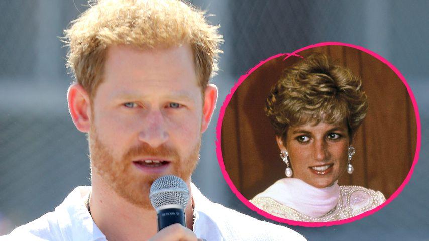 Seltenes Interview: Prinz Harry spricht offen über Diana (†)