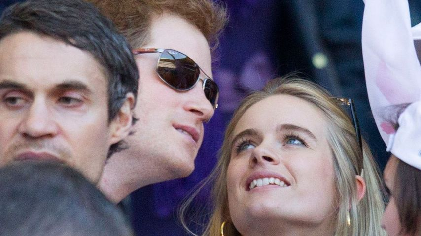Erwischt! Läuft wieder was bei Prinz Harry und Cressida?