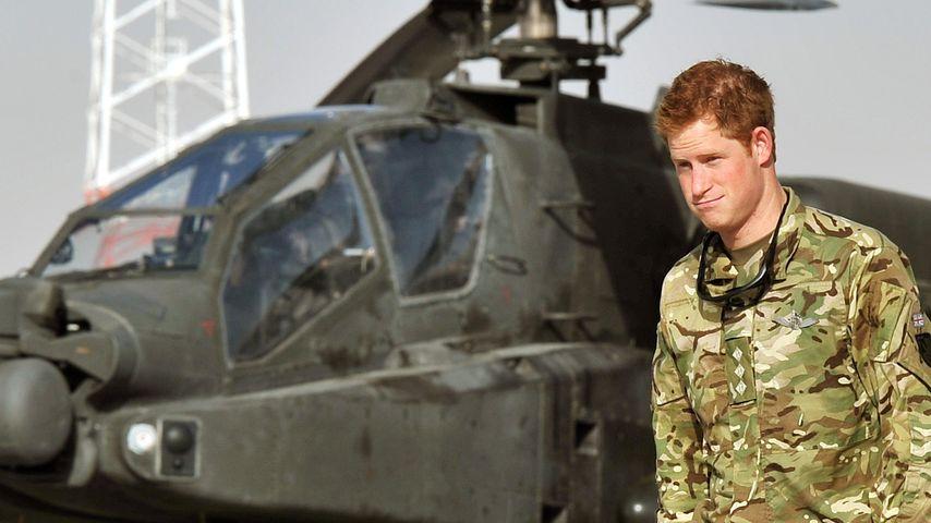 Prinz Harry spricht über Armee & Töten
