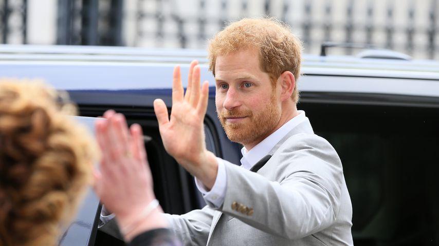 Prinz Harry 2017 in Belfast