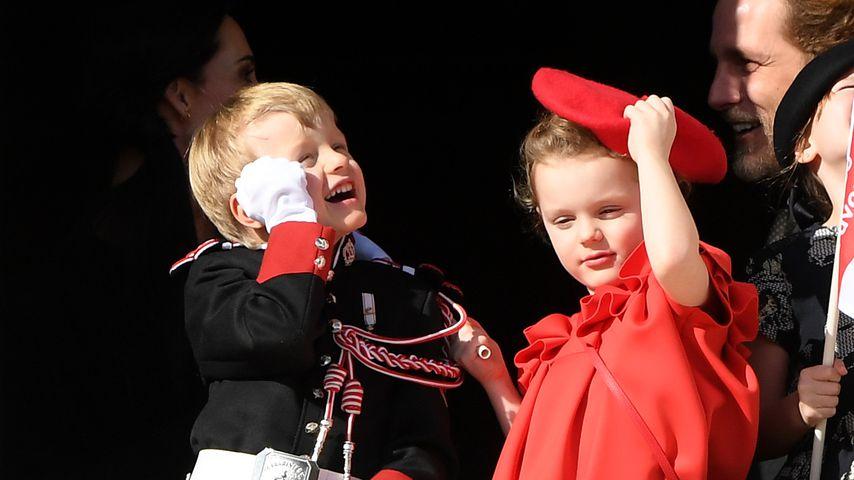 Charlène verrät: Die royalen Monaco-Twins halten zusammen!