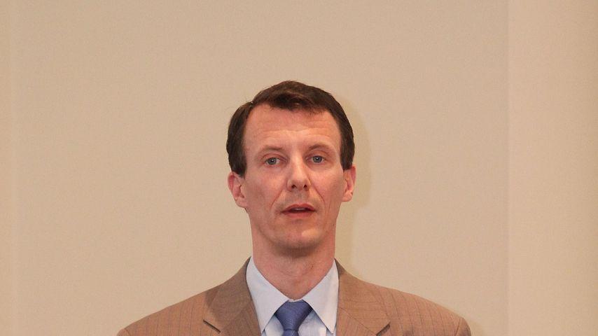 Prinz Joachim, Mitglied des dänischen Königshauses