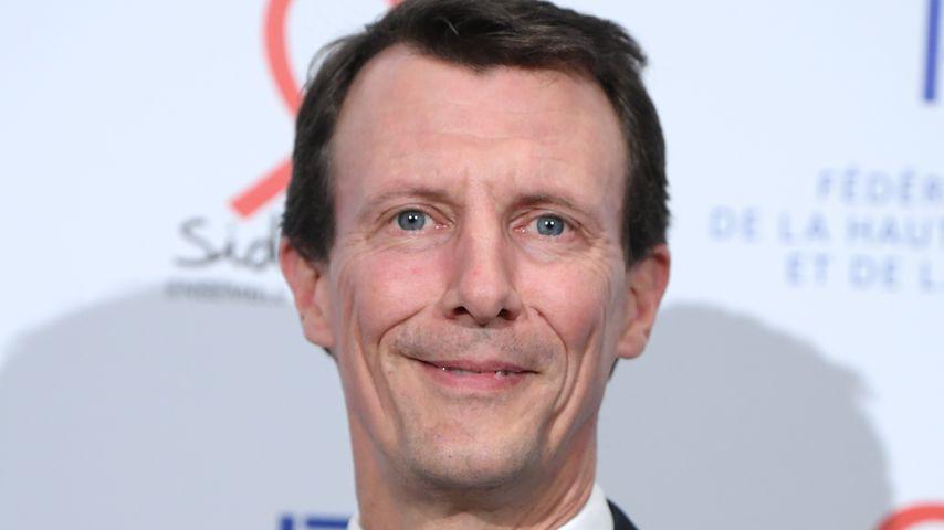 Prinz Joachim von Dänemark in Paris, Januar 2020