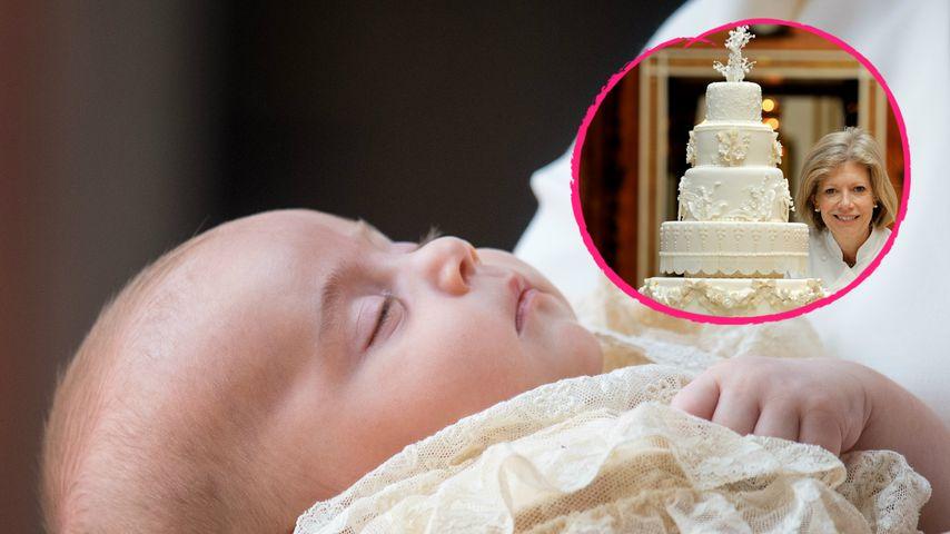Echt jetzt? Sieben Jahre alter Kuchen bei Prinz Louis' Taufe