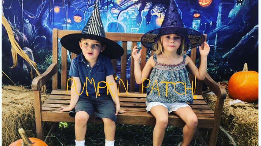 Im Halloween-Fieber: Prinzessin Madeleine zeigt ihre Kids