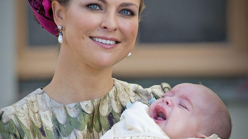 Madeleine von Schweden und Prinz Nicolas von Schweden