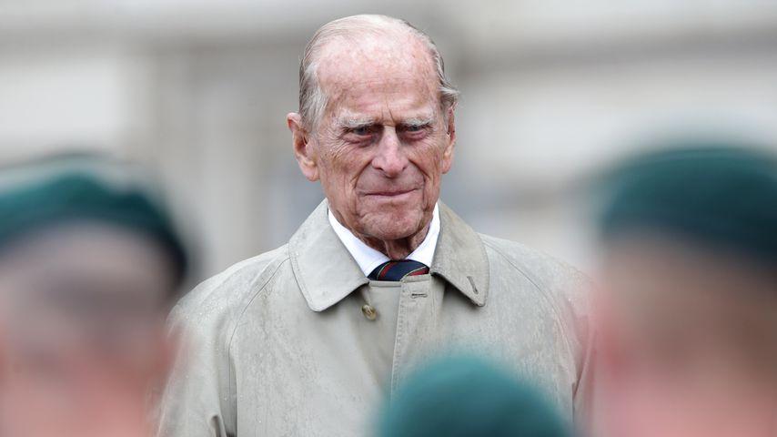 Prinz Philip im August 2017