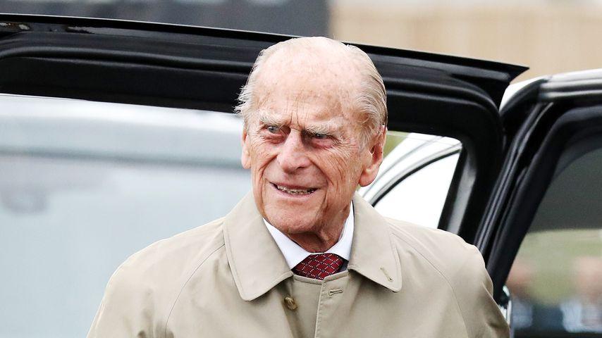 Prinz Philip im September 2017