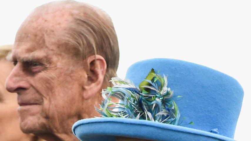 Prinz Philip und Queen Elizabeth II. im September 2017