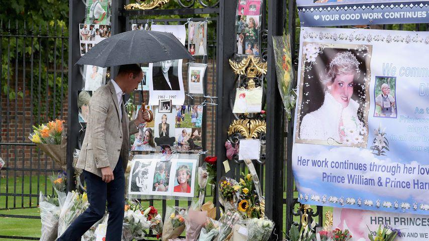 Dianas Geburtstag: William überrascht Fans bei Gedenkstunde