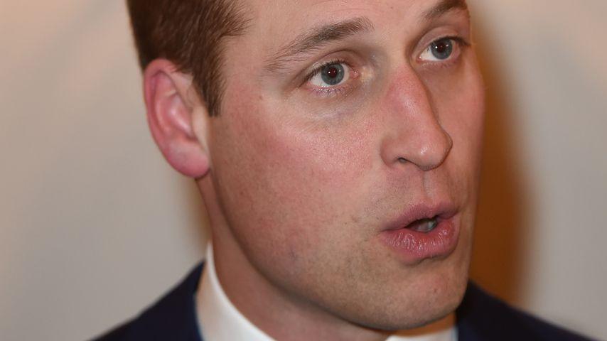 Nicht sehr royal: Prinz William flirtet seiner Kate fremd!
