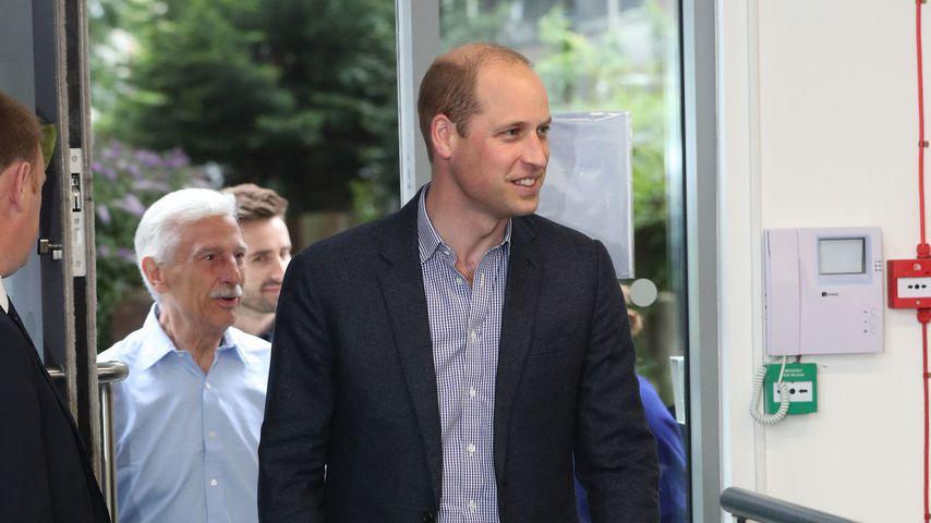 Prinz William im Juni 2019