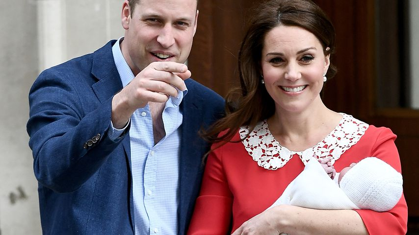 Prinz William & Kate: Verkünden sie morgen den Babynamen?