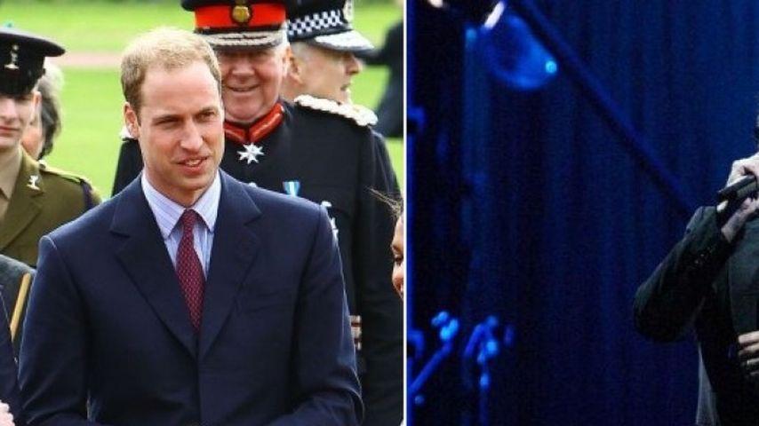 George Michael schenkt William & Kate einen Song